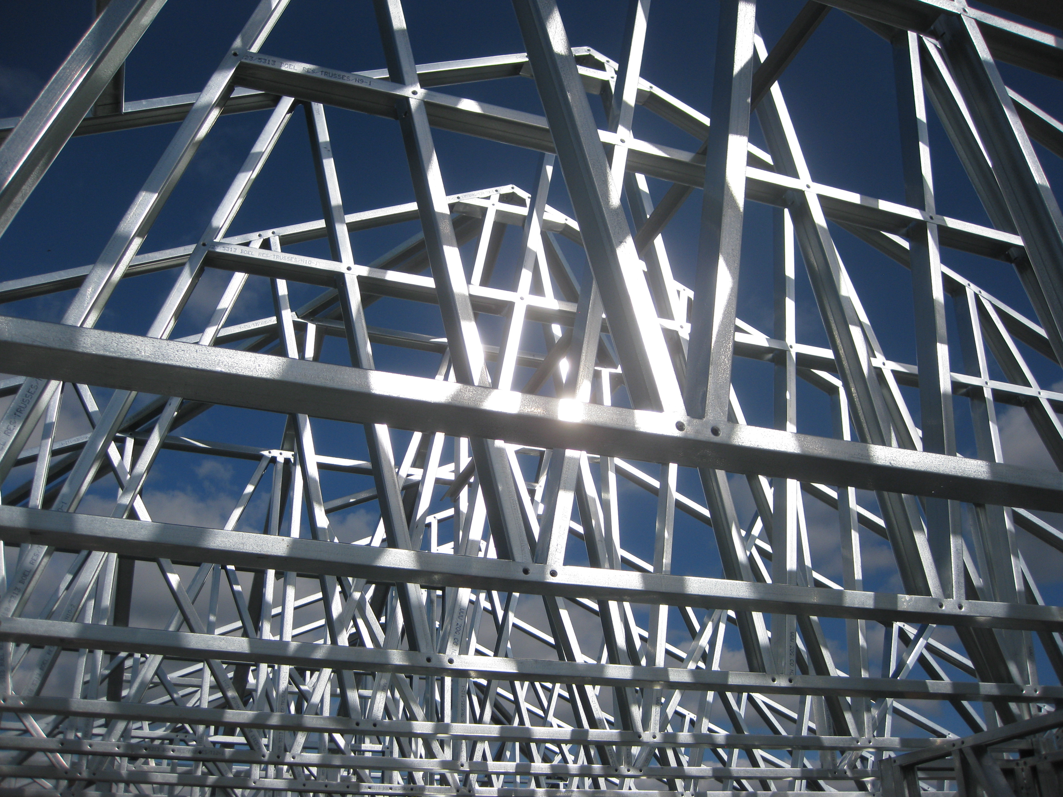 Enhanced Design, Performance and Installation with Cold Formed Steel Trusses