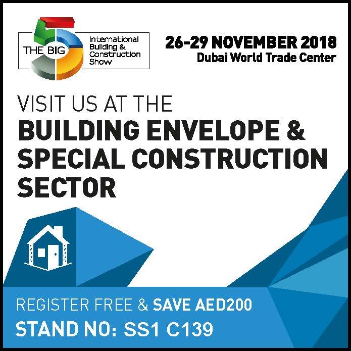 Join FRAMECAD at Dubai Big 5 Tradeshow from 26 to 29 of November