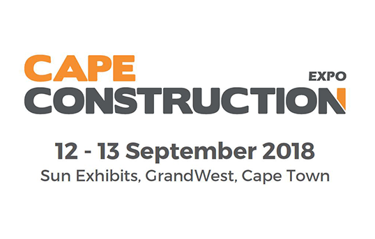 Join FRAMECAD at Cape Construction Expo 2018, stand No.322 from 12th to 13th September