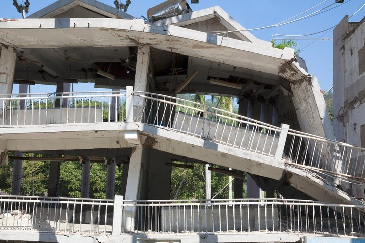 Earthquakes don't kill, poorly designed and constructed buildings do