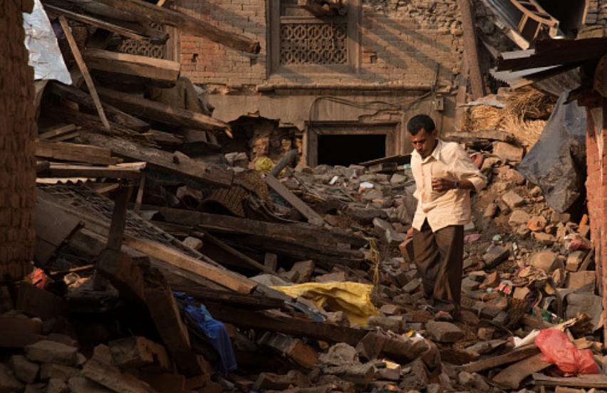 Es la hora para construcciones seguras y resistentes en áreas de desastre.