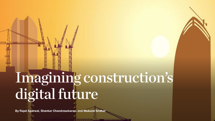 Predicting the disruption of the global construction industry (Part 2 of 2)