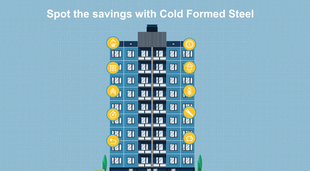 CFS cost savings go above and beyond simply the cost of framing alone
