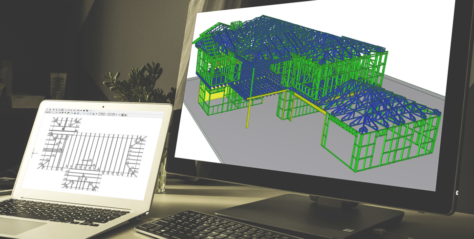 Save time spent on Structural Engineering, with the latest update of CAD Based FRAMECAD Structure 9.0