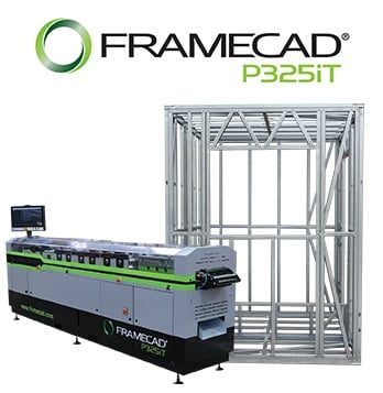 Discover the P325iT, ideal for manufacturing pods, modular and residential structures