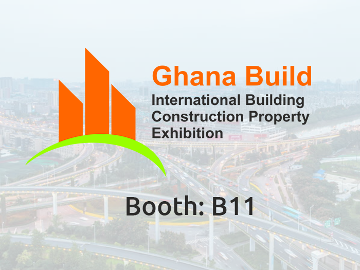 Join FRAMECAD at Ghana Build Tradeshow from 19 to 21 of November