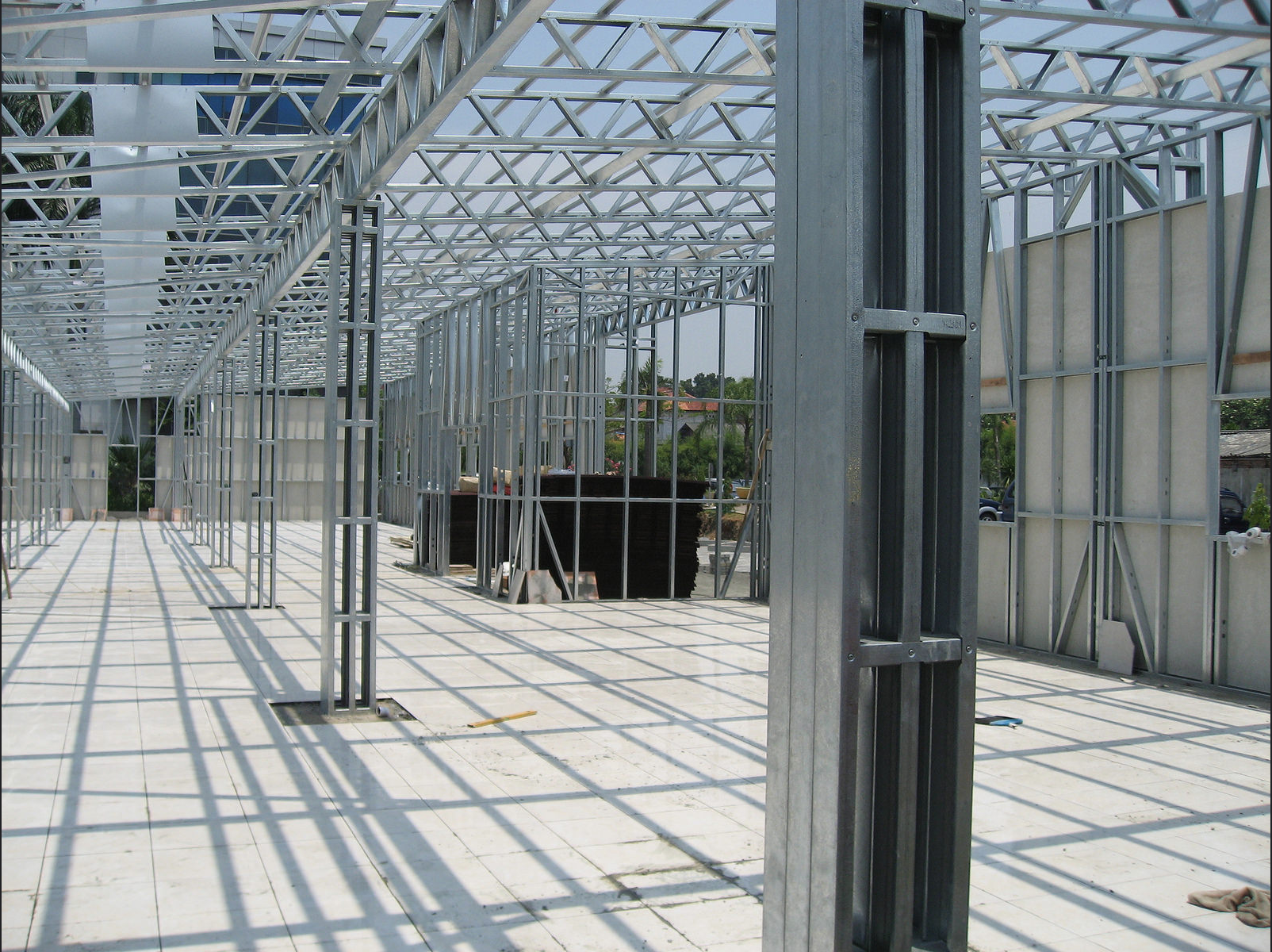 Why CFS is a superior structural material for construction