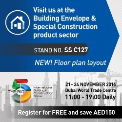 Join us at the Big 5 Dubai - 21st to 24th November 2016 .