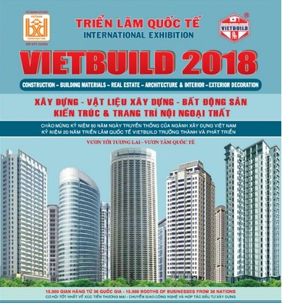 Come and join FRAMECAD at VietBuild 2018 tradeshow, 21-25 June 2018