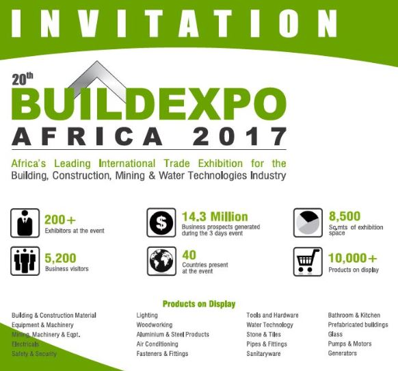 Come and join FRAMECAD at Buildexpo Kenya tradeshow, stand B129 from 20th to 22nd April 2017