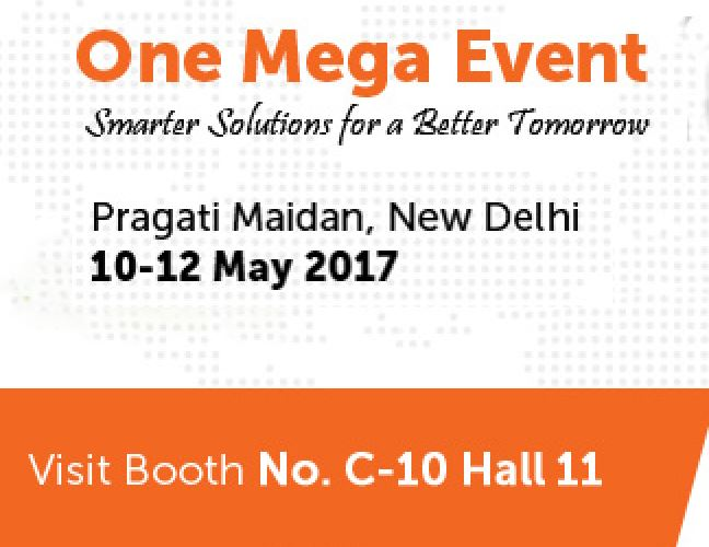 Join FRAMECAD at One Mega Event in India, stand C-10 Hall 11, from 10th to 12th May 2017