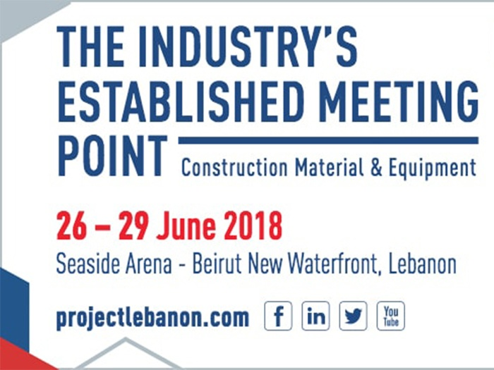 Come and join FRAMECAD at Project Lebanon tradeshow, 26 - 29 June 2018