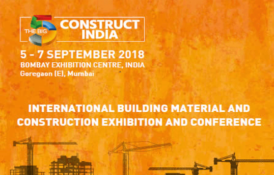 Join FRAMECAD at the Big 5 Construct India tradeshow, stand No.65 from 5th to 7th September