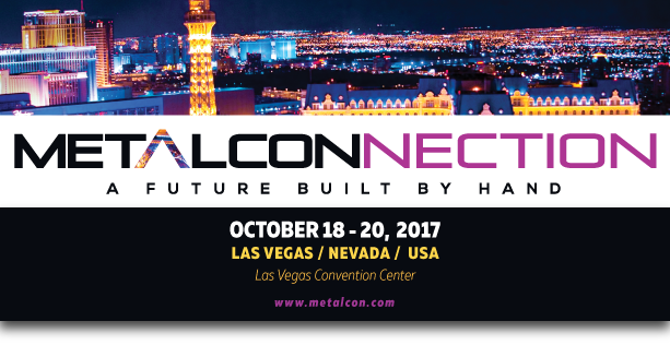 Join the FRAMECAD team at METALCON in Las Vegas - October 18 to 20